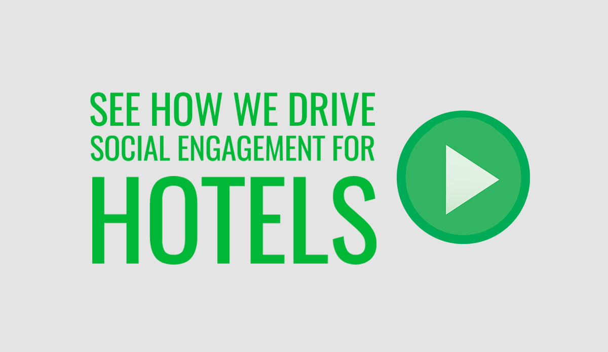 see how we drive social engagement for hotels