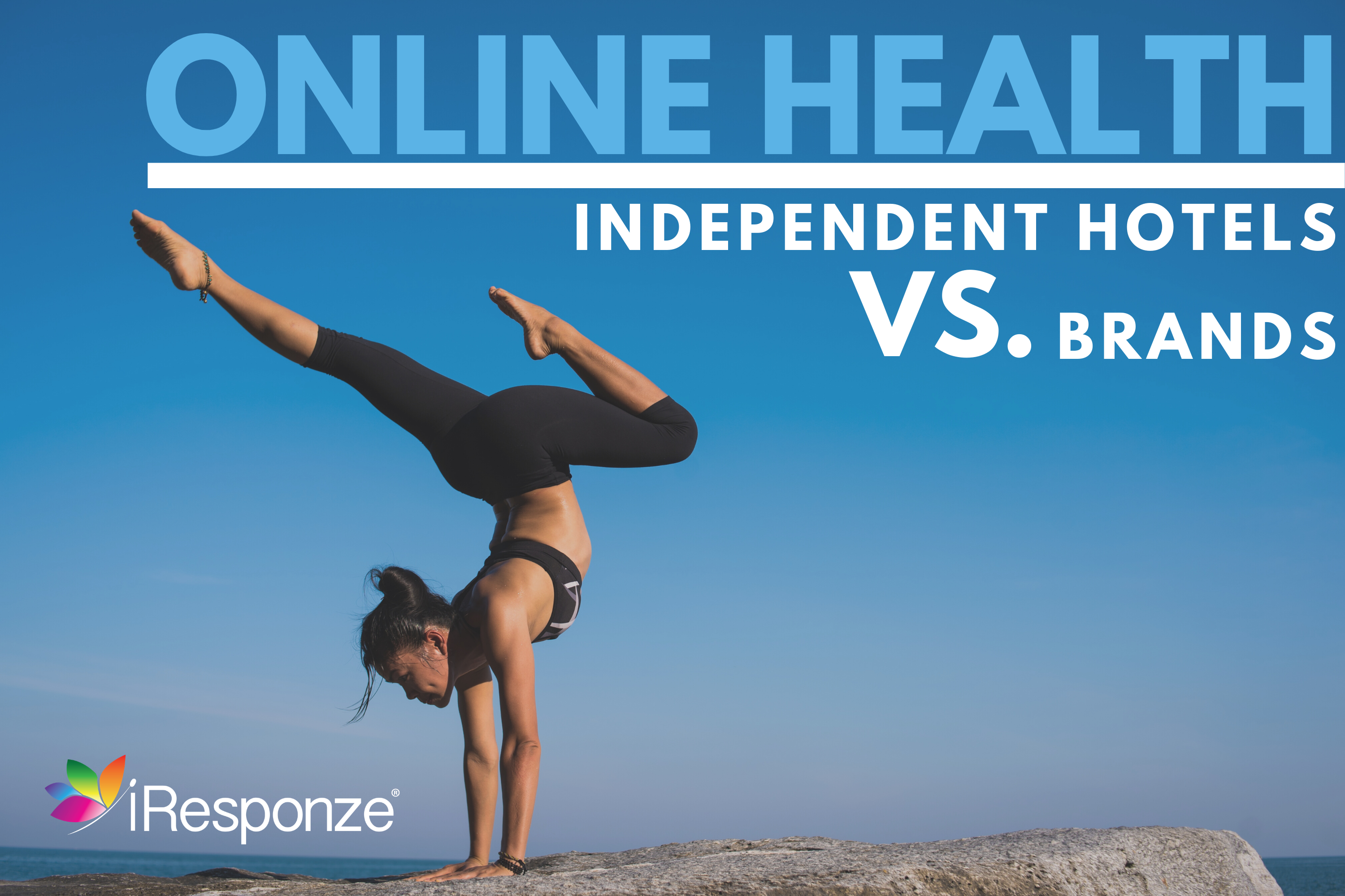 Online Health - hotels vs brands